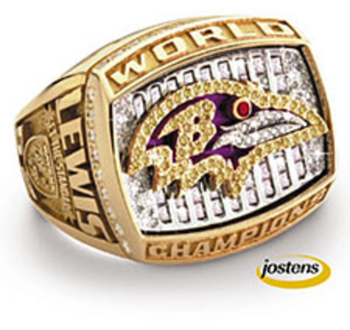 XXXV - Baltimore Ravens 2001
