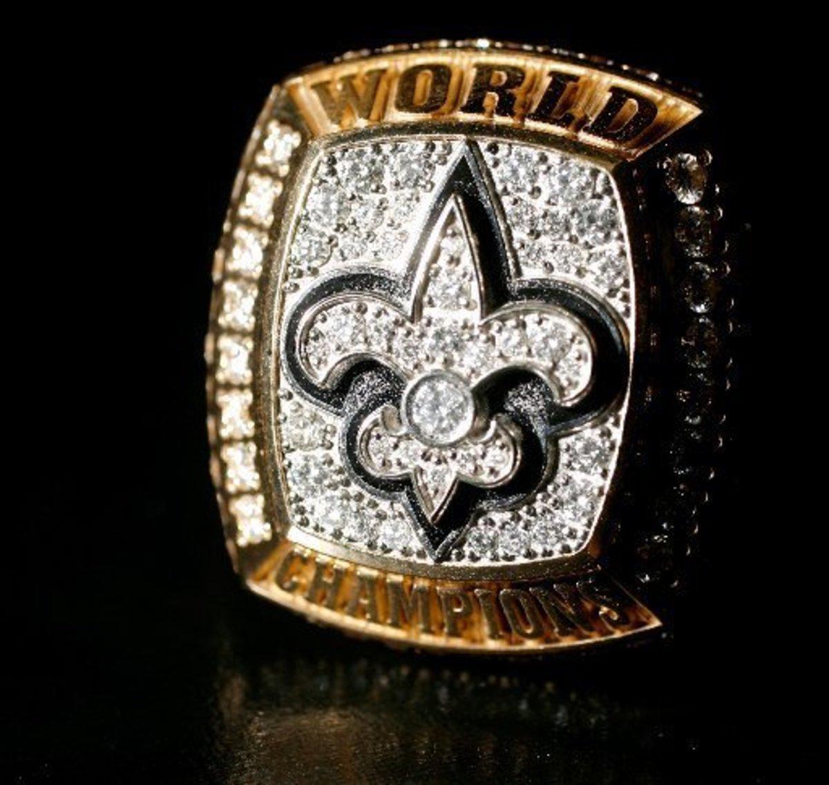 XLIV New Orleans Saints 2010