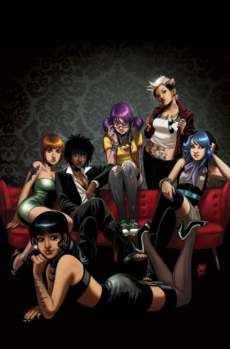 SG comic book