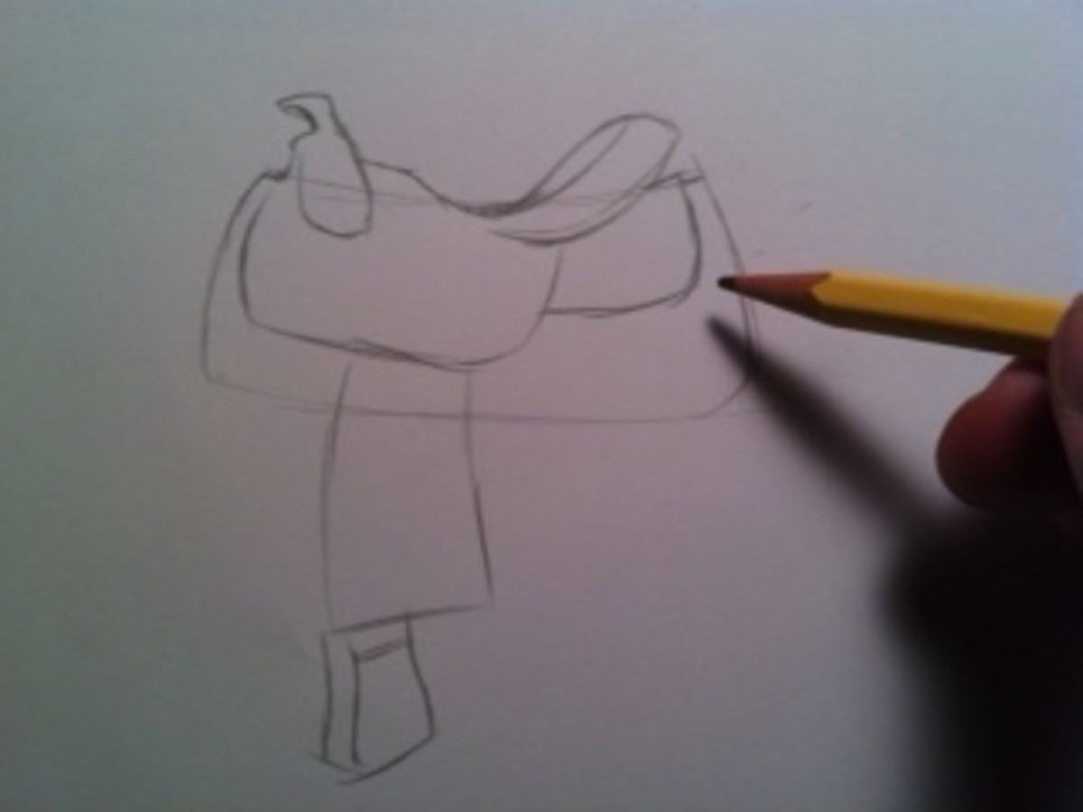 how-to-draw-a-saddle