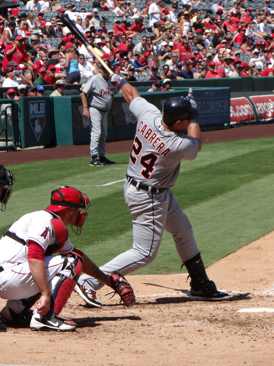 Baseball's Last Triple Crown Winner - Miguel Cabrera