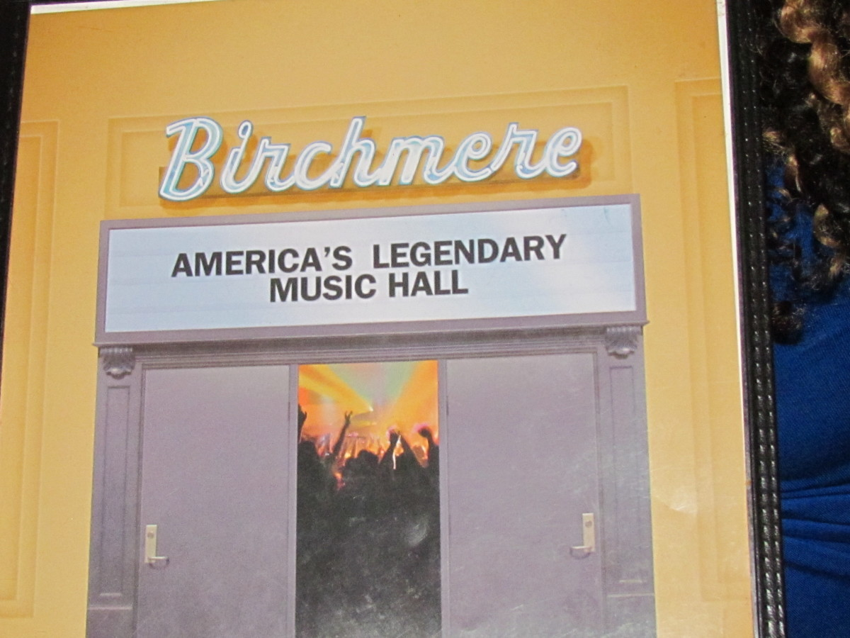The Honorary Performance for Blue Lovett, was held at legendary Birchmere Music Hall, in Alexandria, Virginia.