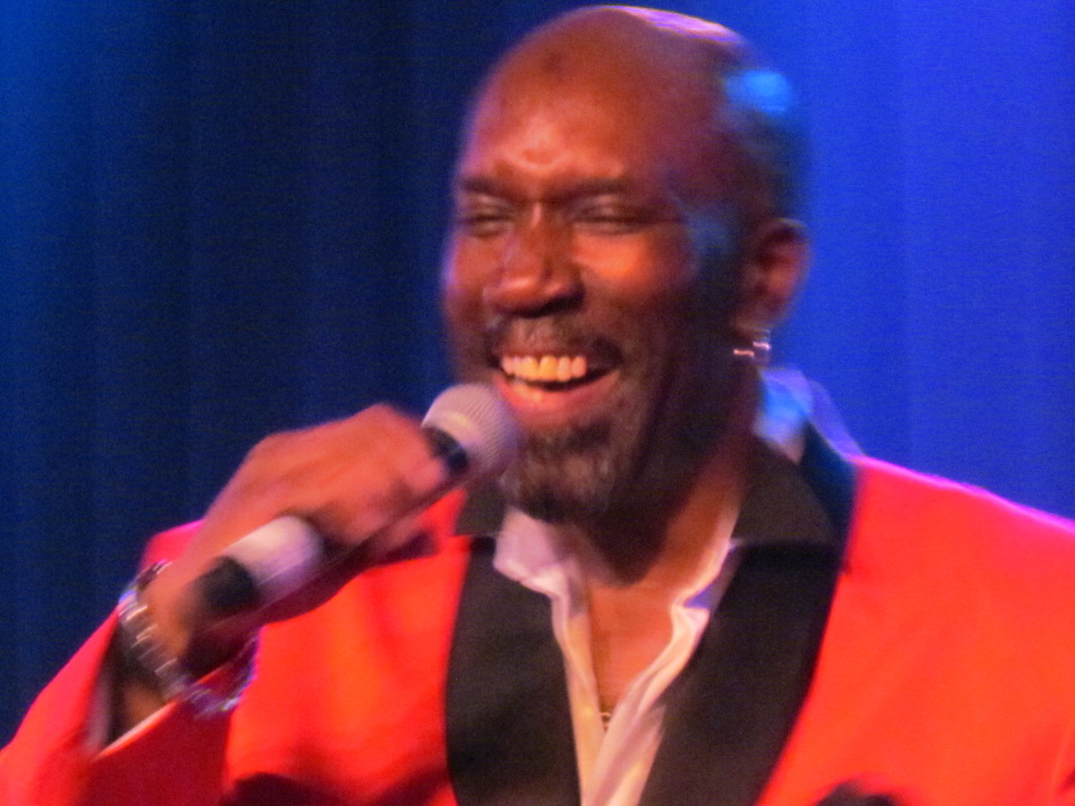 Troy May, expressed his appreciation for Blue encouraging him to become a part of The Manhattans as well, after his solo career.