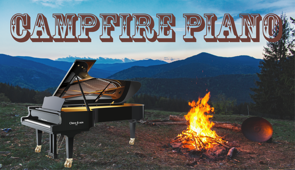 Campfire Piano: How to Play Rhythm Piano or Why Should Guitarists Have All the Fun?