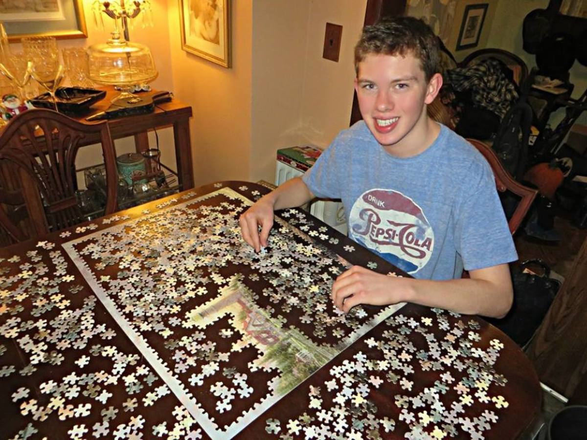 Building Jigsaw Puzzles is a fun and relaxing way to spend an evening or a rainy day. It simulates your brain and gives you a feeling of accomplishment.
