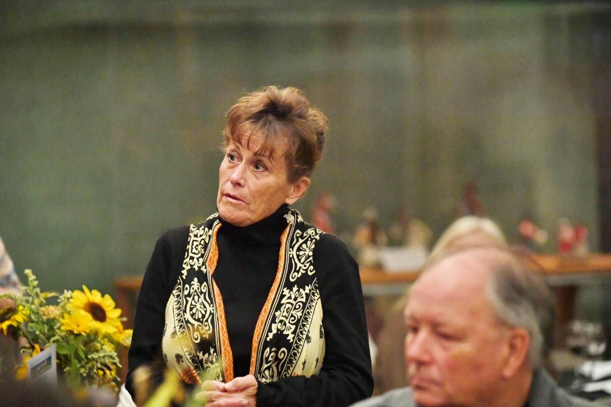 Lisa Diersen, EQUUS Film Festival founder.