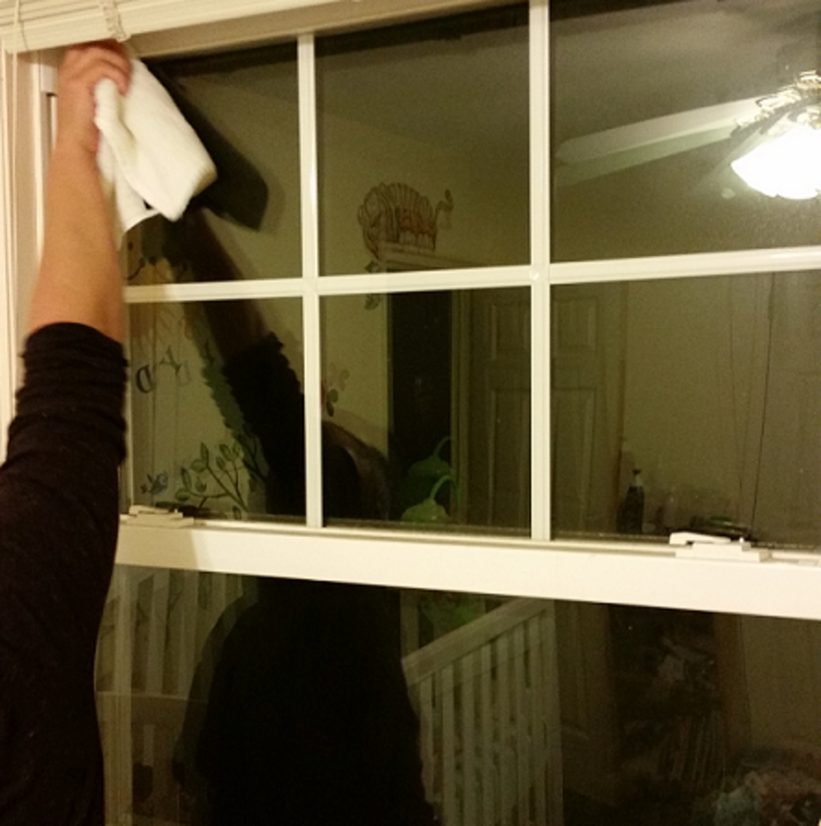 How To Winterize Drafty Windows In The Winter