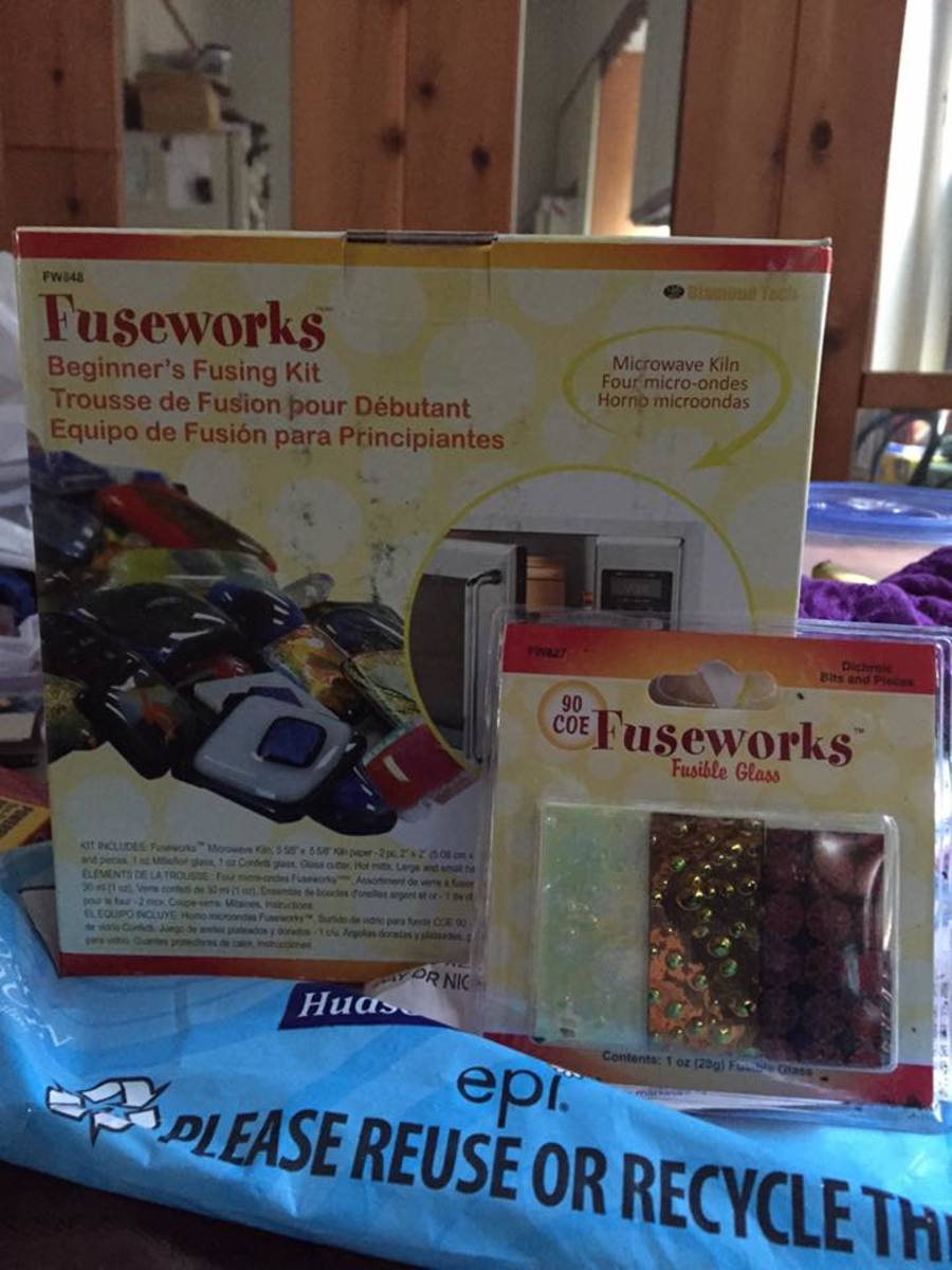 Fuseworks Microwave Kiln Set