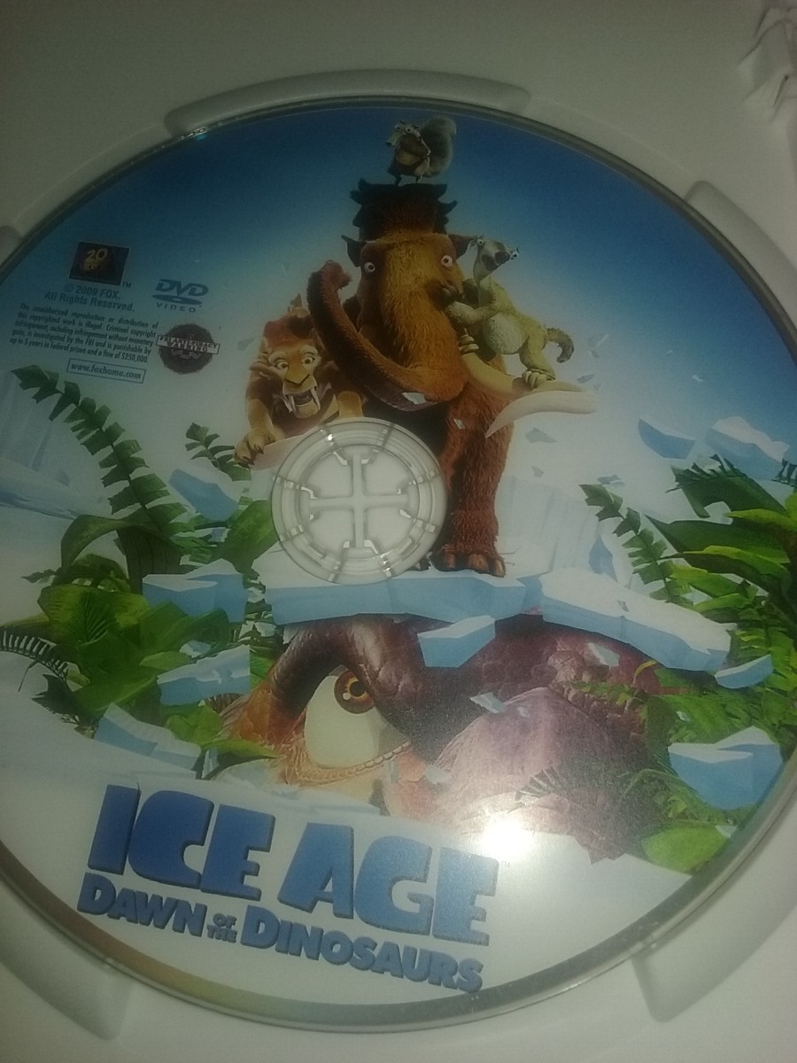 Ice Age Dawn Of The Dinosaurs Movie Review 2009 Movie Hubpages