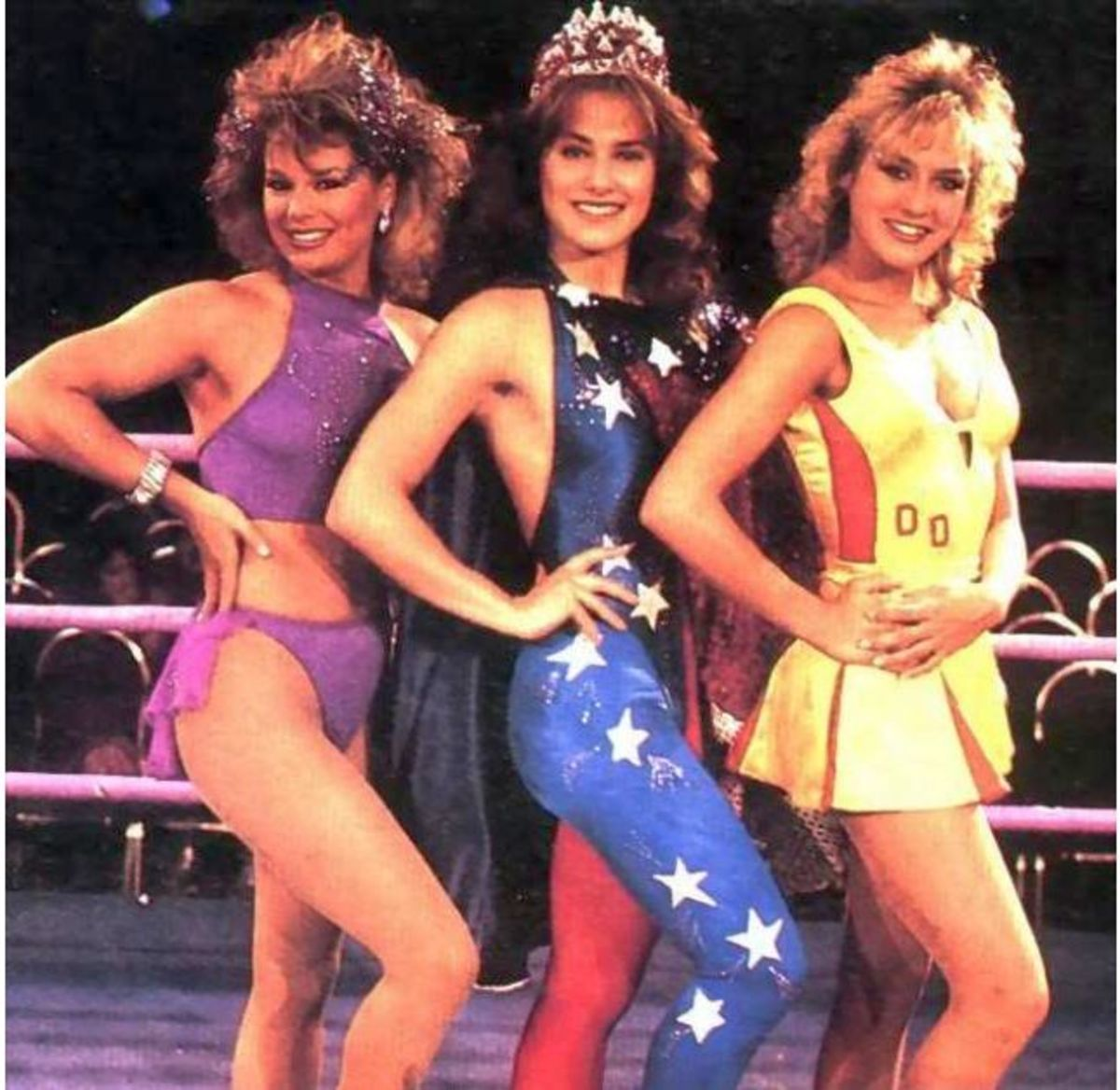 Tina Ferrari, Americana and Debbie Debutante