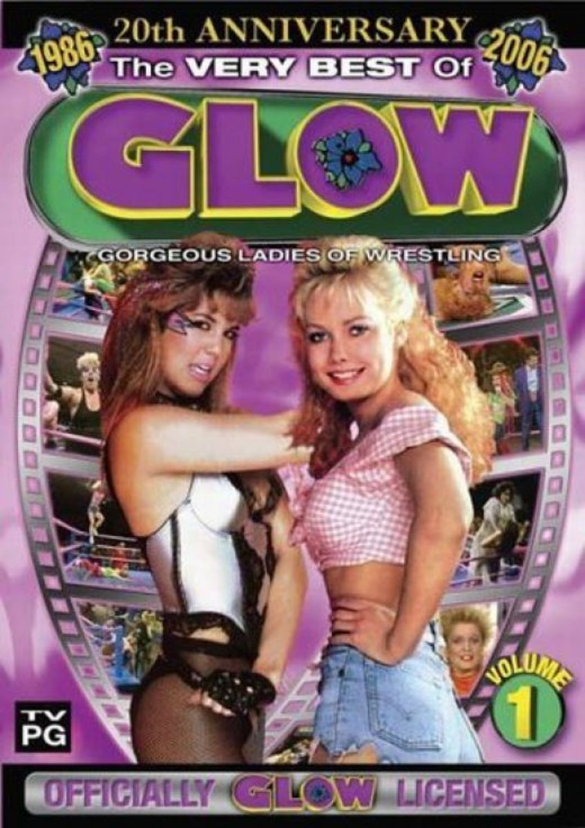 GLOW - The Gorgeous Ladies of Wrestling