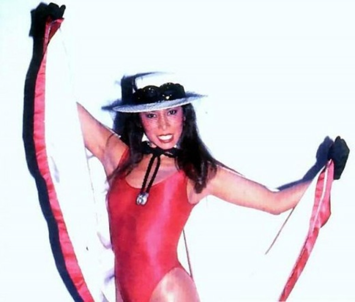 Ericka Marr - Spanish Red