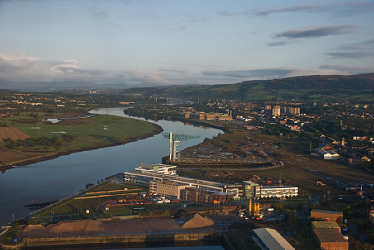 The History of Clyde Shipbuilding 6 : The Clyde made Glasgow and Glasgow made the Clyde