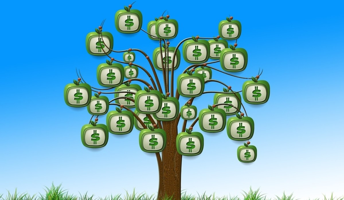 HubPages is ls like a money tree - it can take a long time to mature and bear fruit!