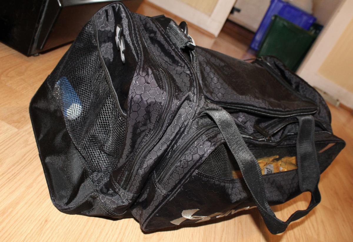 Under Armour Team Duffle Bag