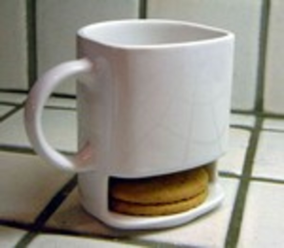 You can put cookies and coffe for the LAZY hehe