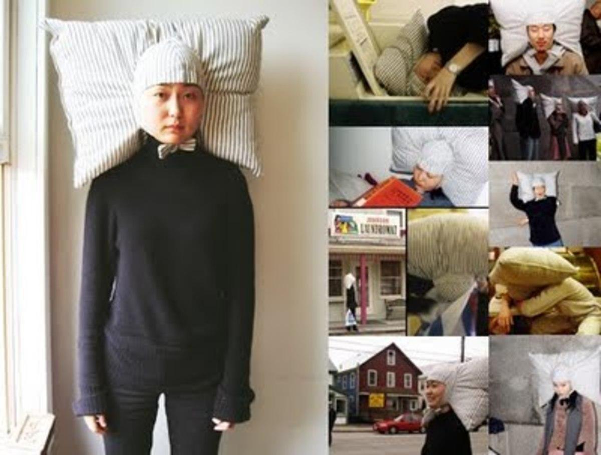 WOW comforter pillow