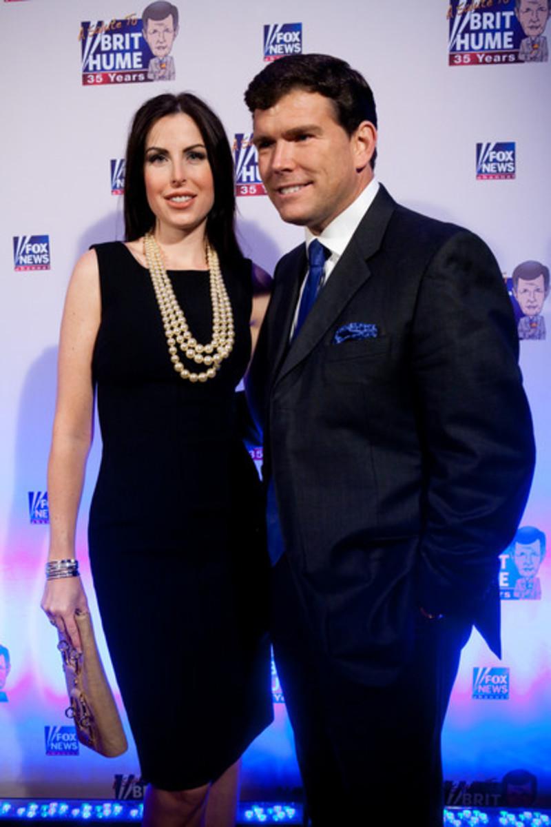 BRET & AMY BAIER