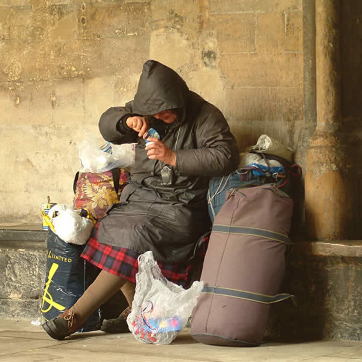 Fear of Homelessness