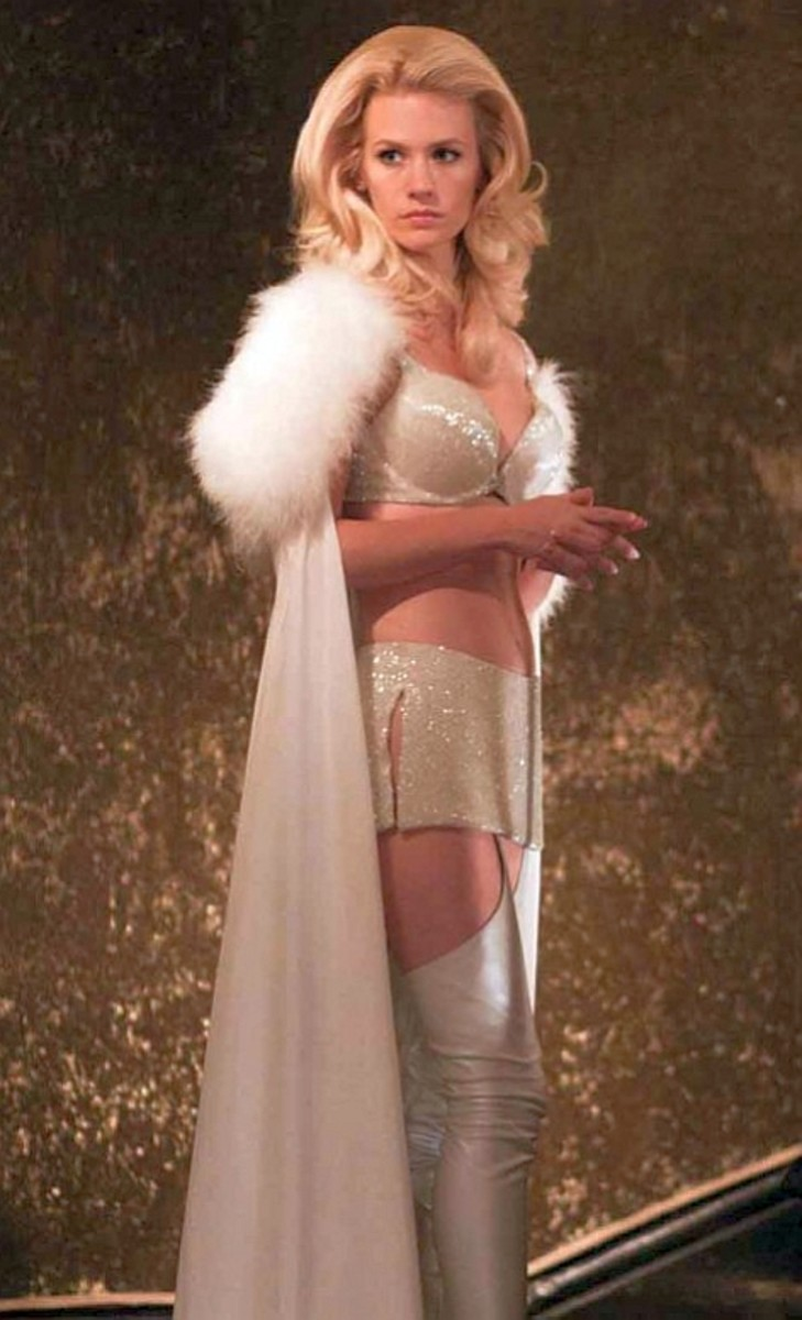 January Jones, Emma Frost the White Queen