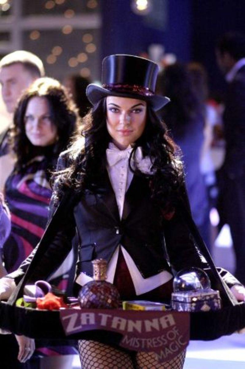 Serinda Swan as Zatanna