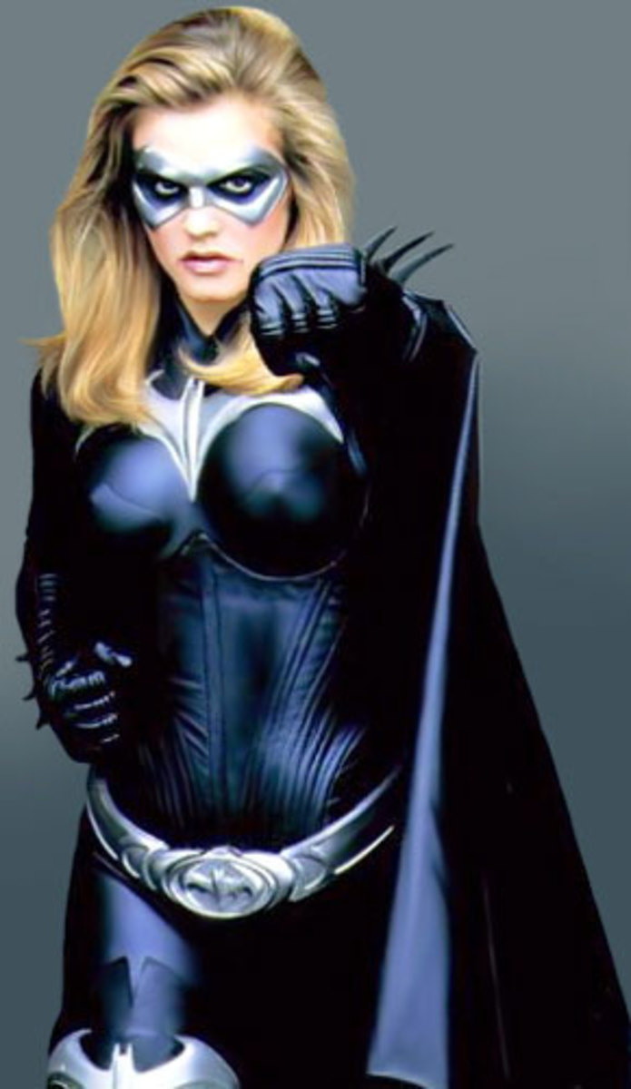 Alicia Silverstone as Batgirl