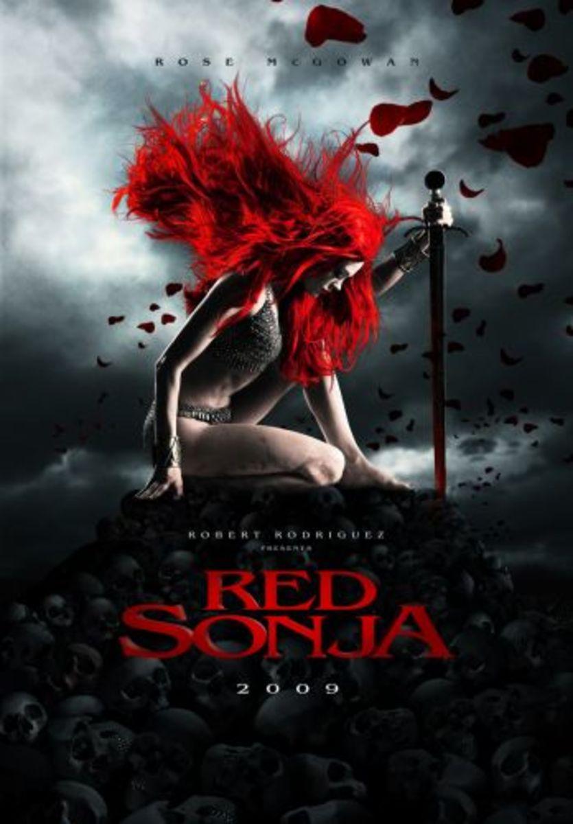 Red Sonja Teaser Poster