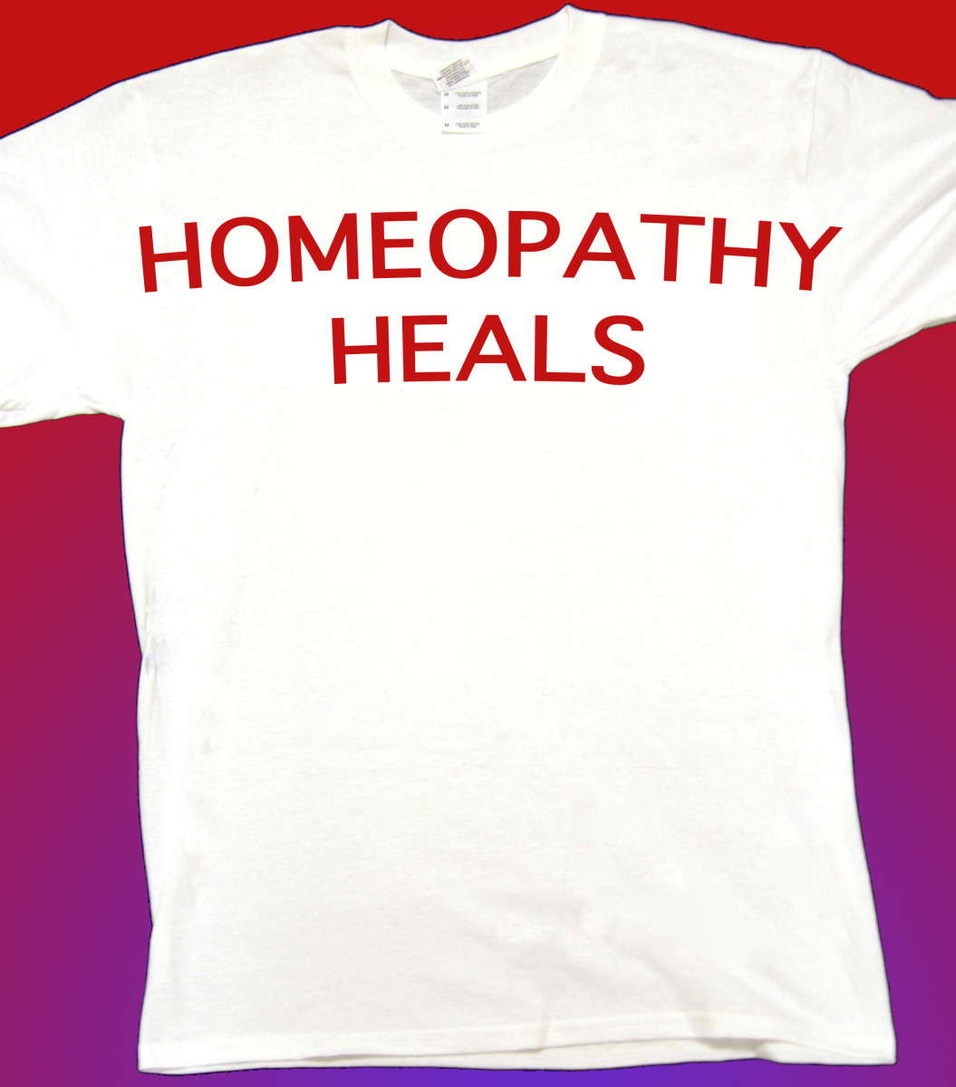 HOMEOPATHY | Free Mottos Slogans Tell How Homeopathic Medicine Can Be Safe & Effective Drug