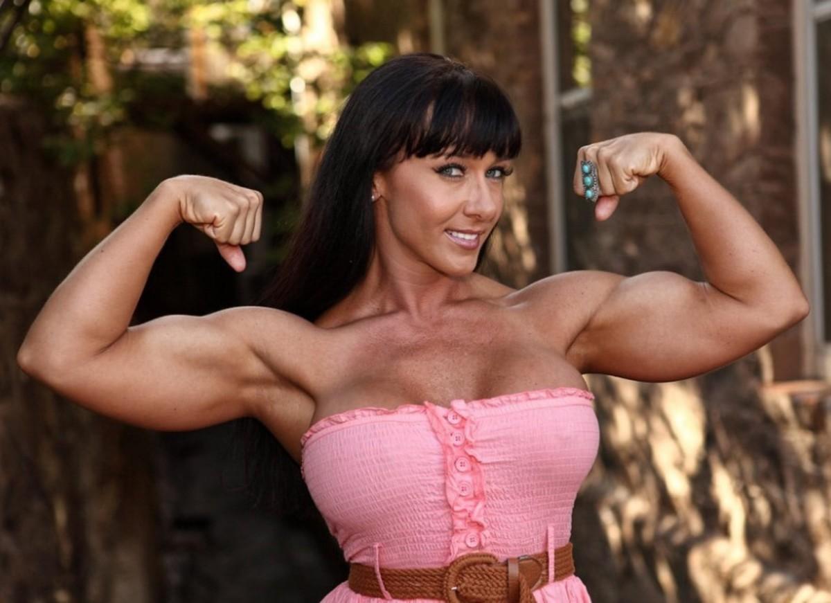 Erica Cordie - Beautiful Fitness Models