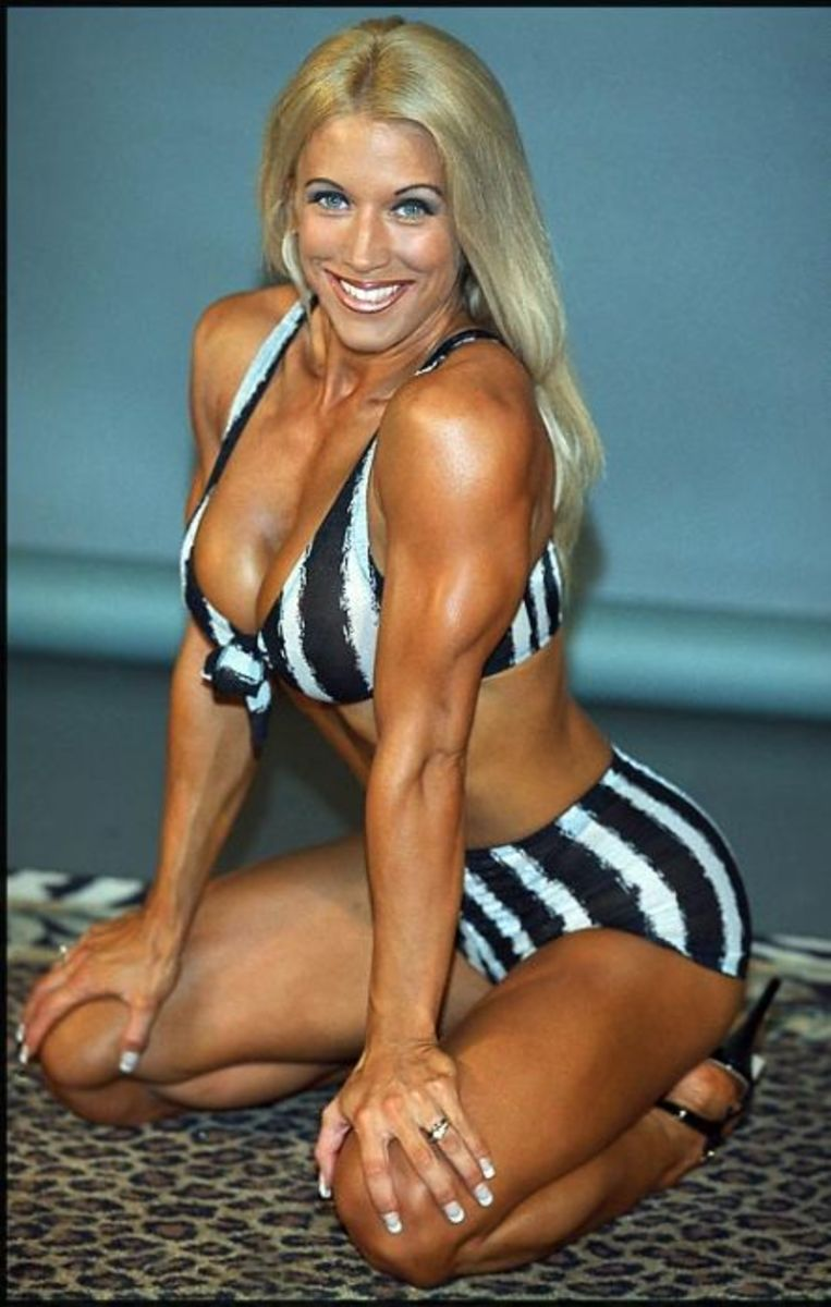 Karen Konyha - Female Fitness