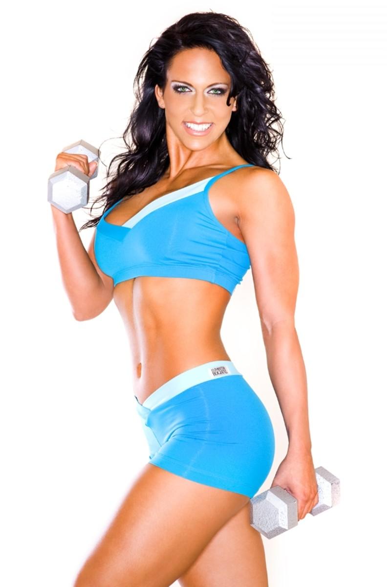 Katelynn Cashin - Fitness Model