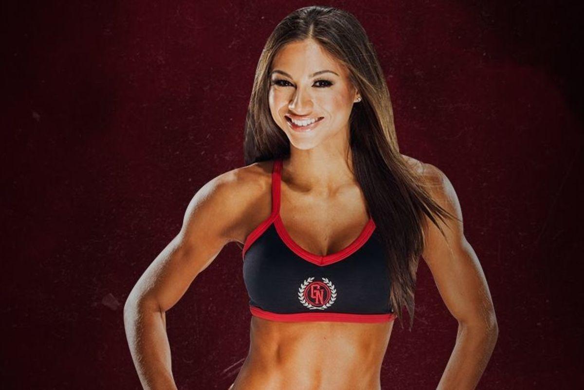 IFBB Bikini Pro Janet Layug