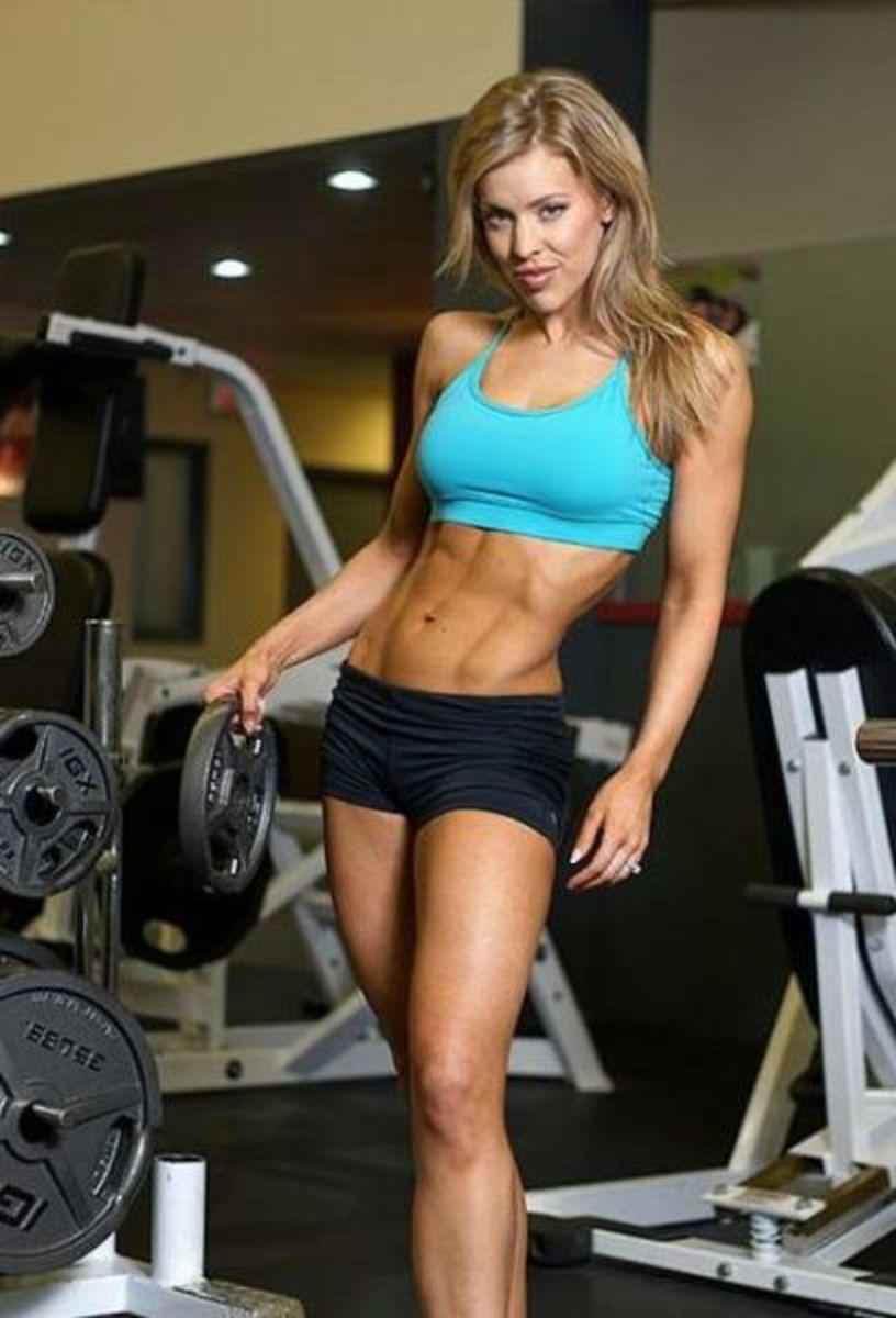 Michelle Jean-Pierre - Female Fitness Competitor