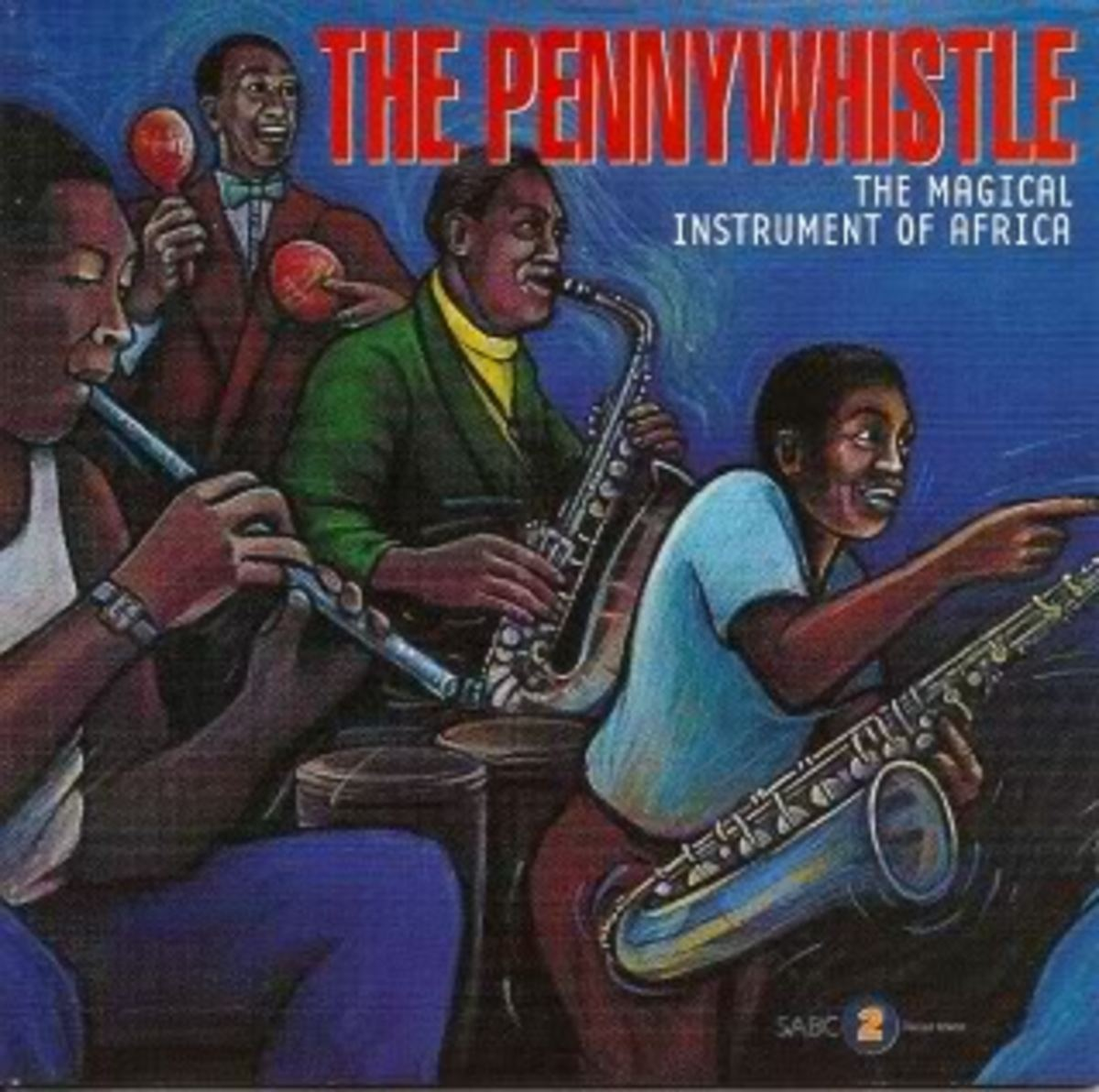 The Era of the Pennywhistle captured artfully
