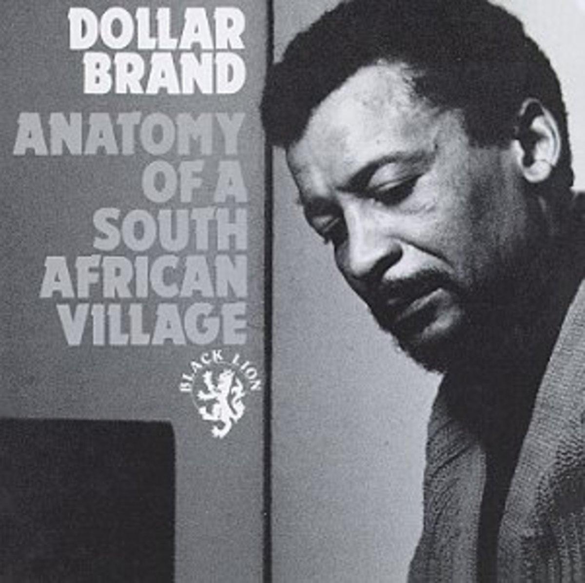 Abdulah Ibrahim, a South African Jazz pianist