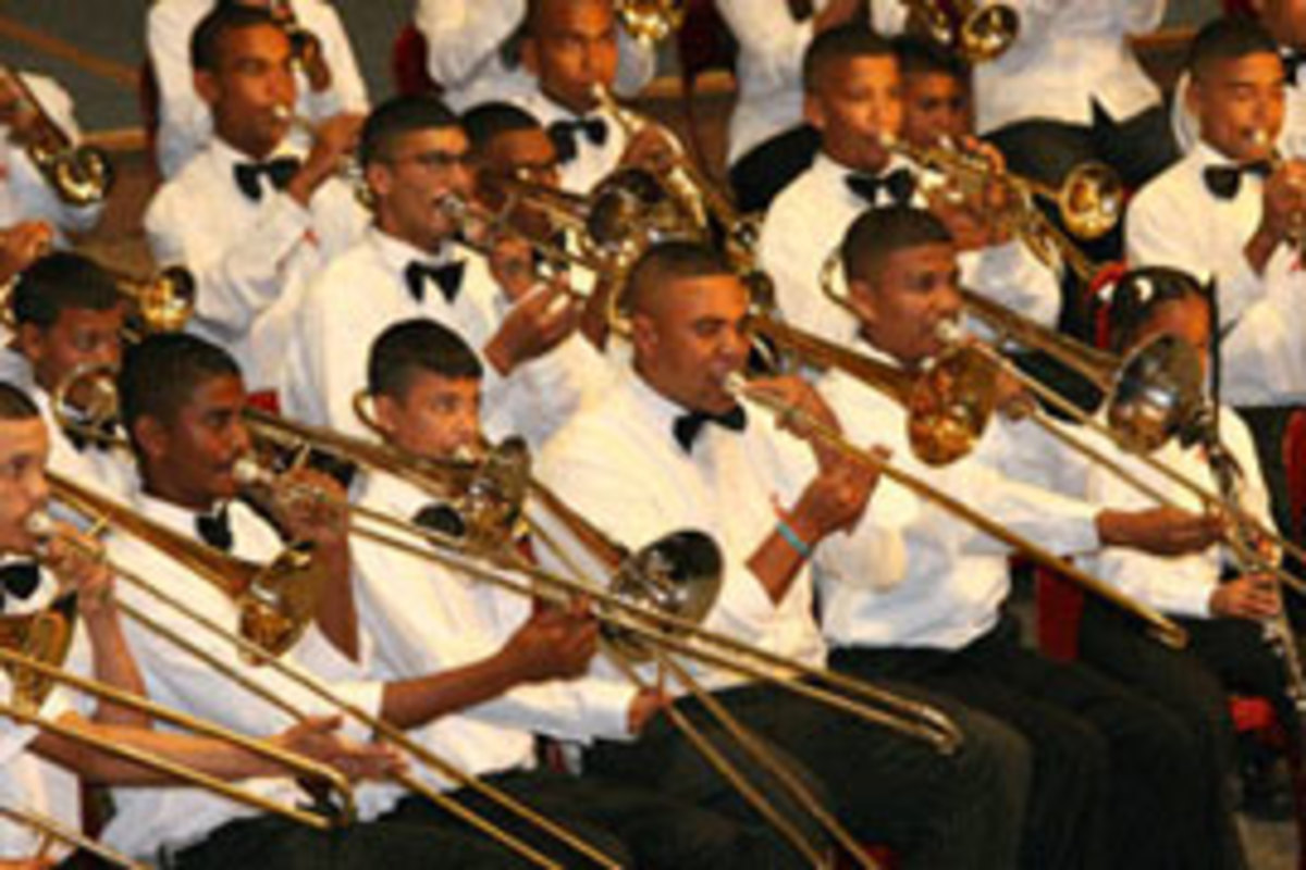 Brass Band Pops of the Western Cape
