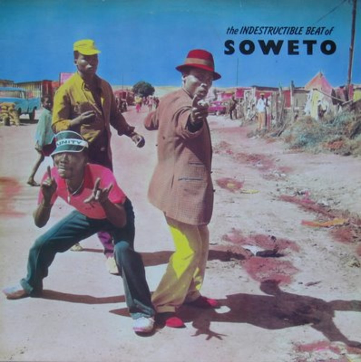 The indestructible sounds of Soweto Mbaqanga