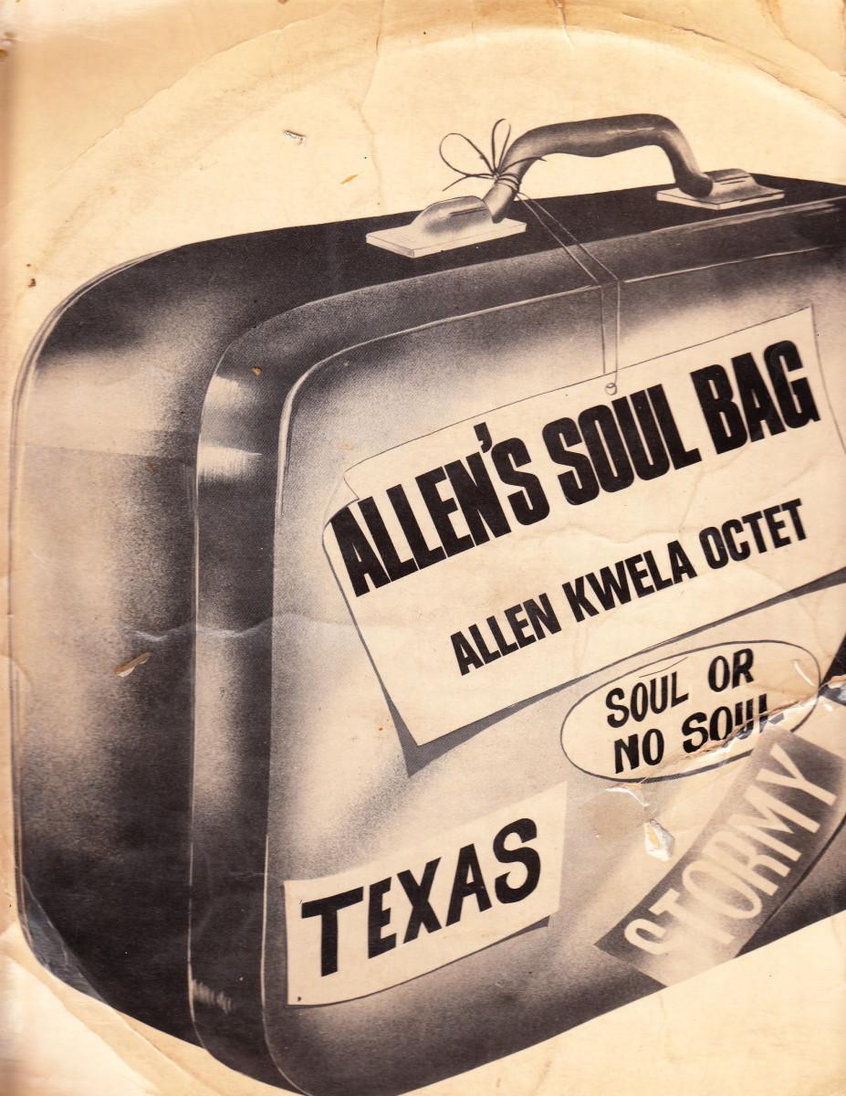Allen Kwela one of South Africa's eminent jazz guitarist