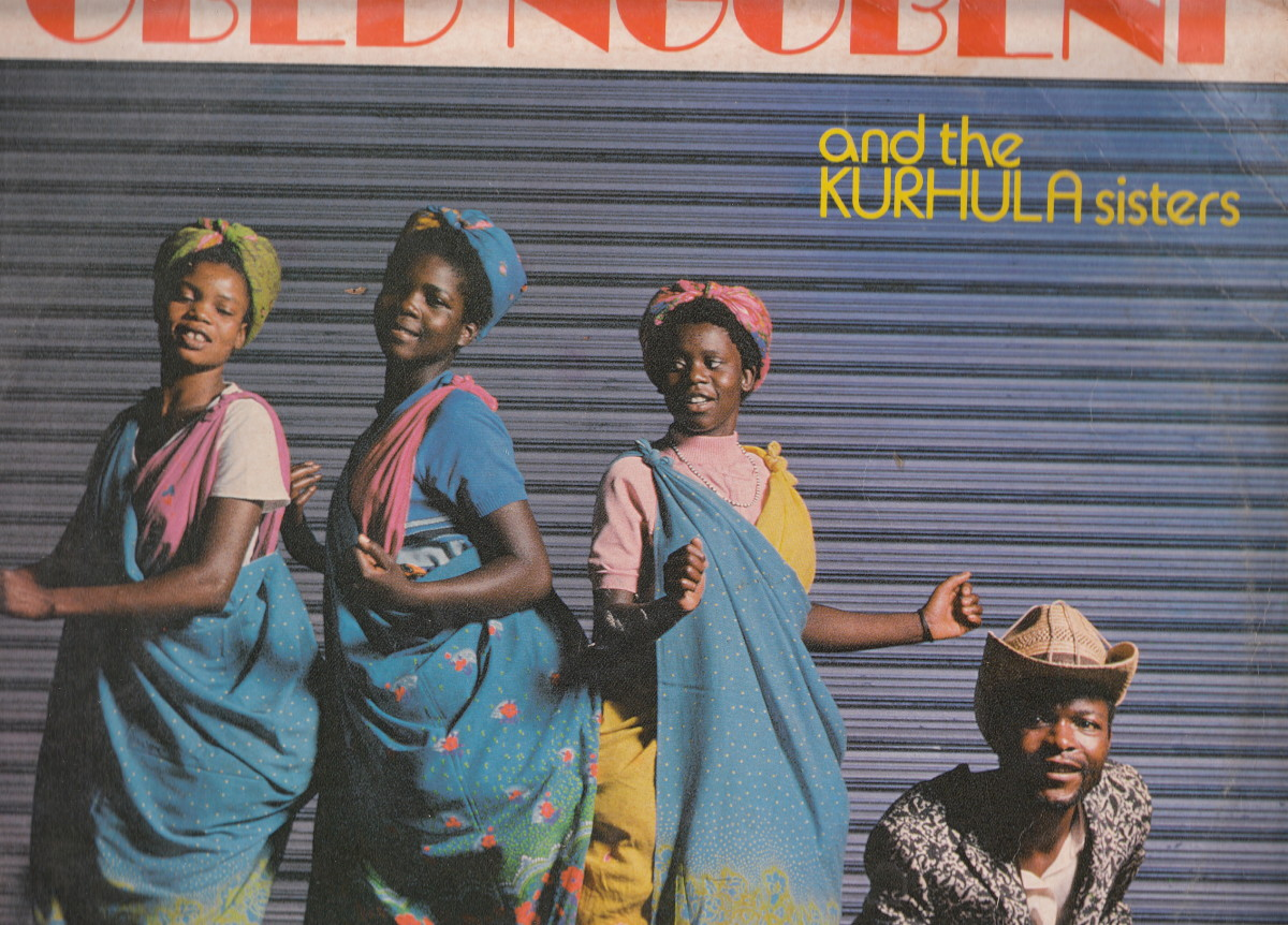 "Obed Ngobeni and the Kurhula Sisters with their album ""Xikwembu Xahina"" sung in Shangaan"