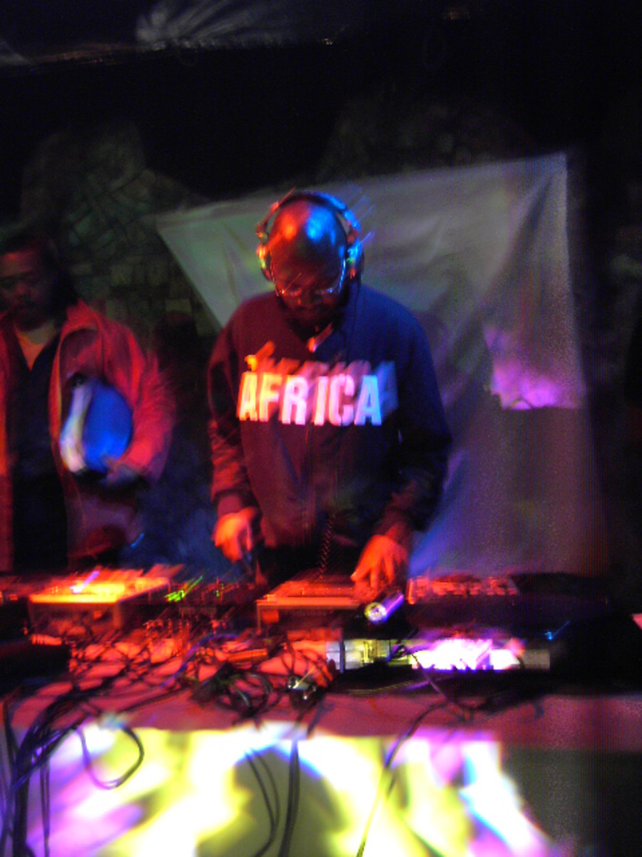 The younger generation of Kwaito involved with scratching and being DJs