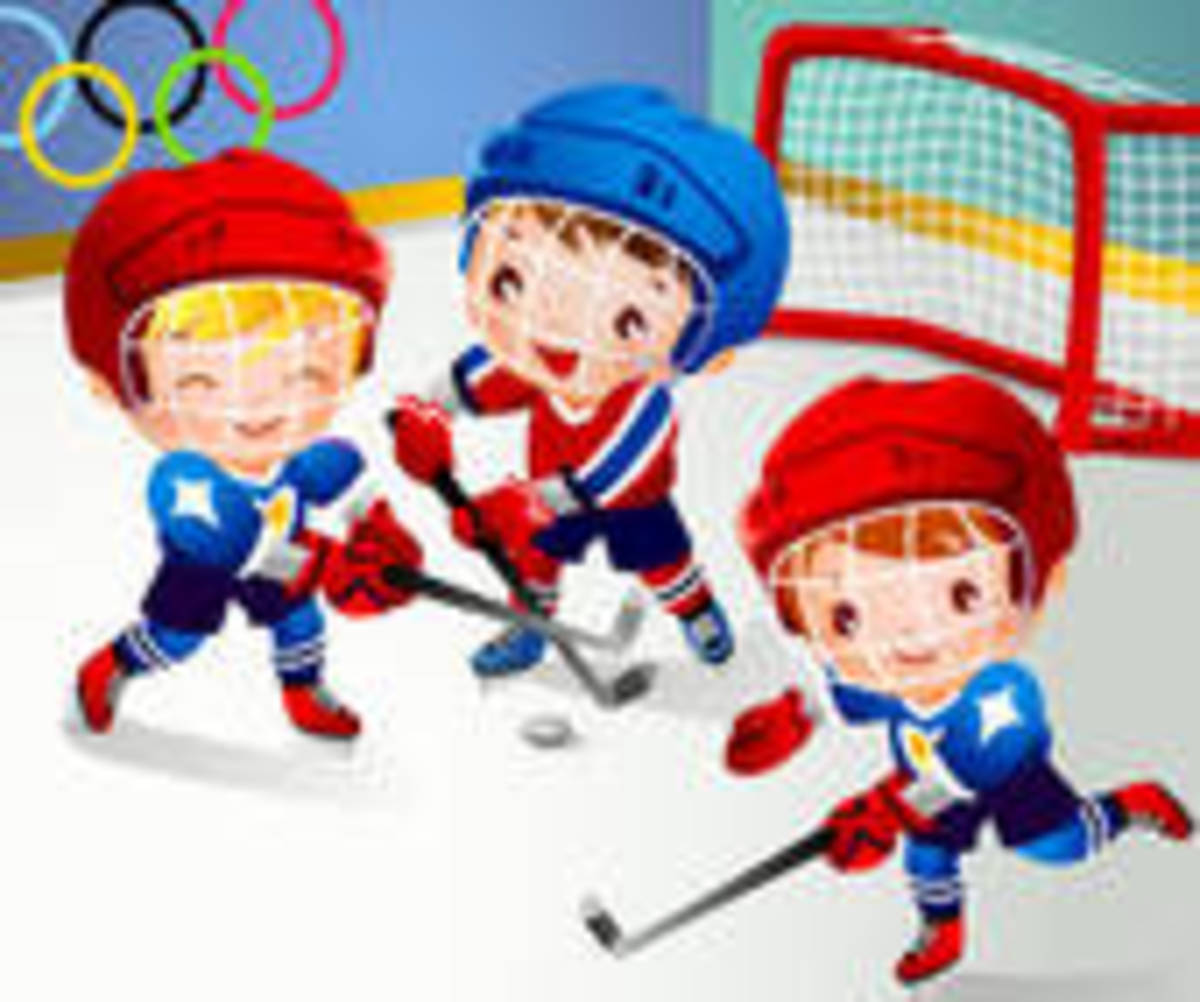 KIDS AND SPORTS!