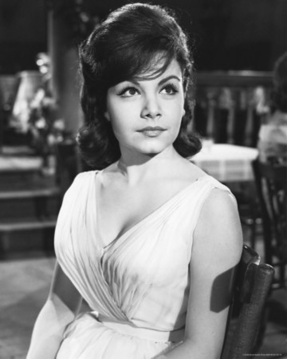 Annette Funicello     Early 20's