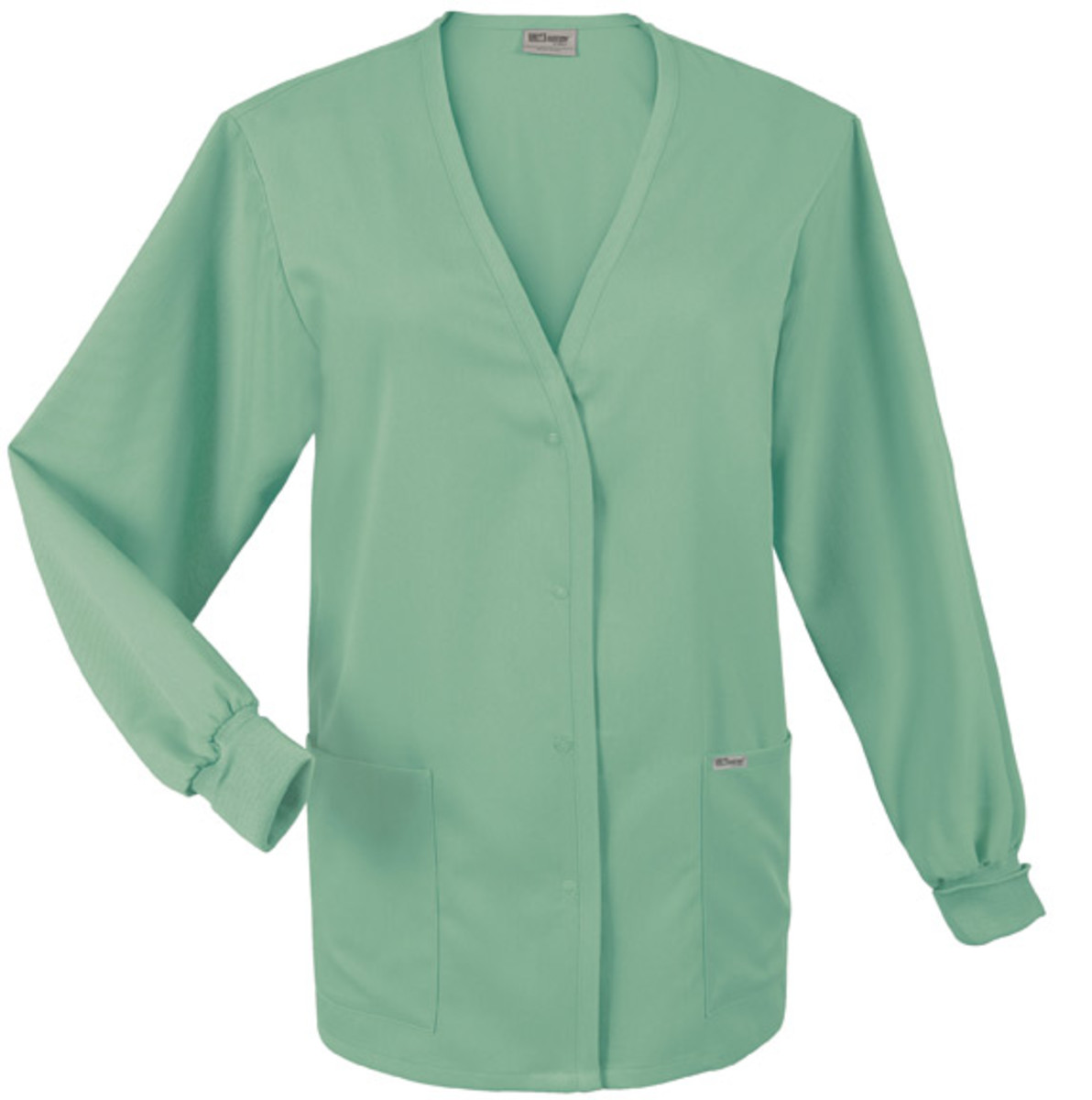 Barco Grey's Anatomy Missy Fit Warm-up Scrub Jacket 7451