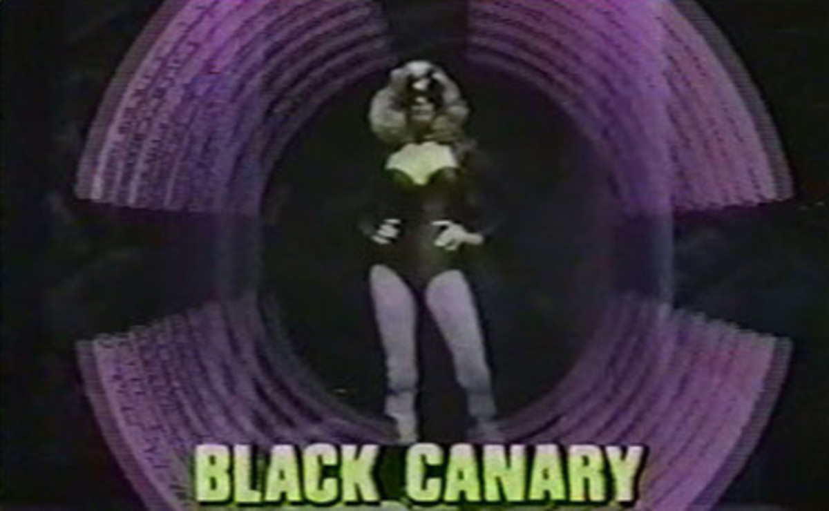 Danuta Wesley as Black Canary