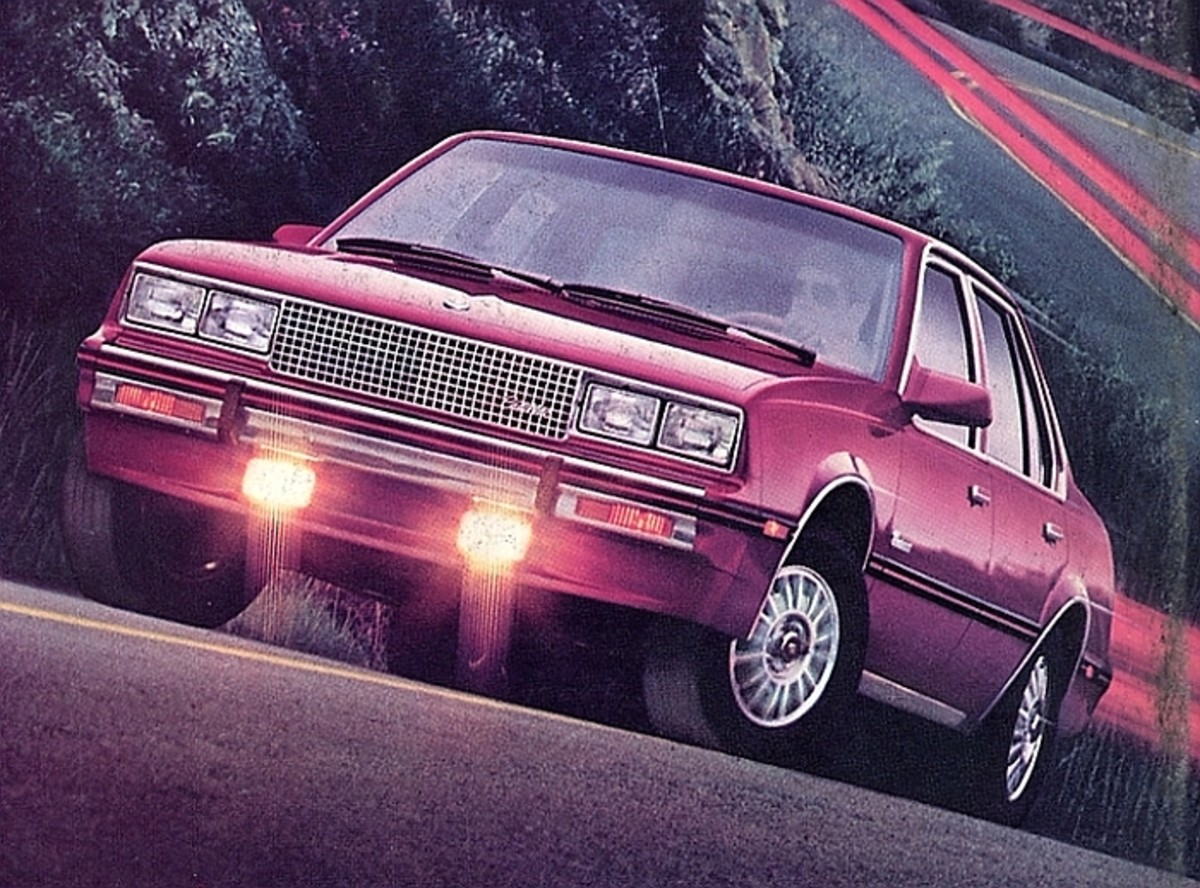 Cadillac Cimarron - The Worst Cadillac ever made?