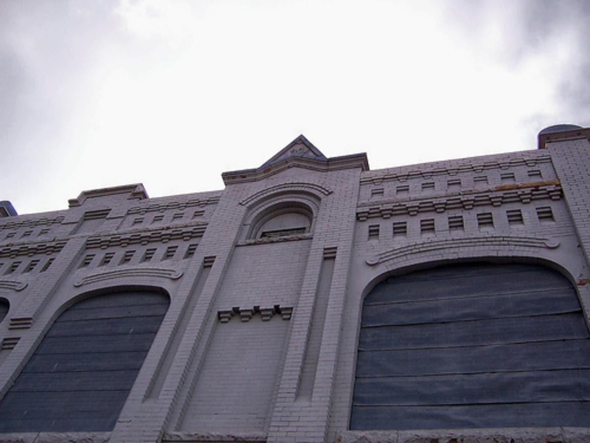 2-story building built in 1904 on Main Street, Broken Arrow.