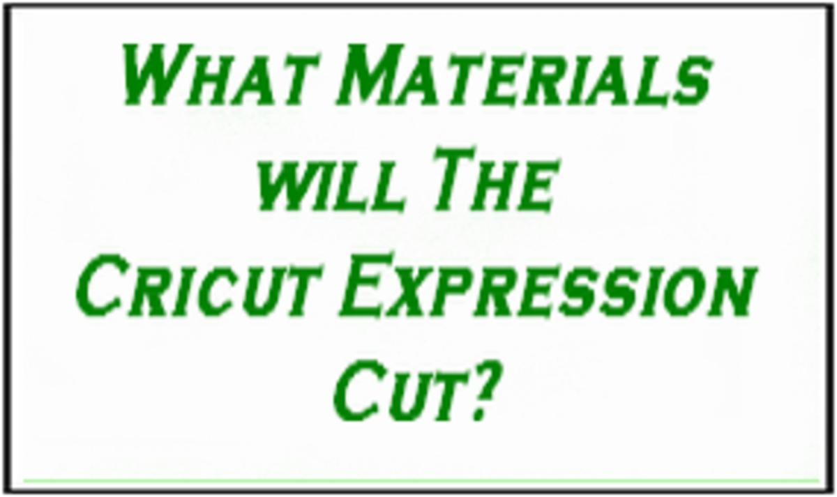 Cricut Expression – Creativity Beyond Paper