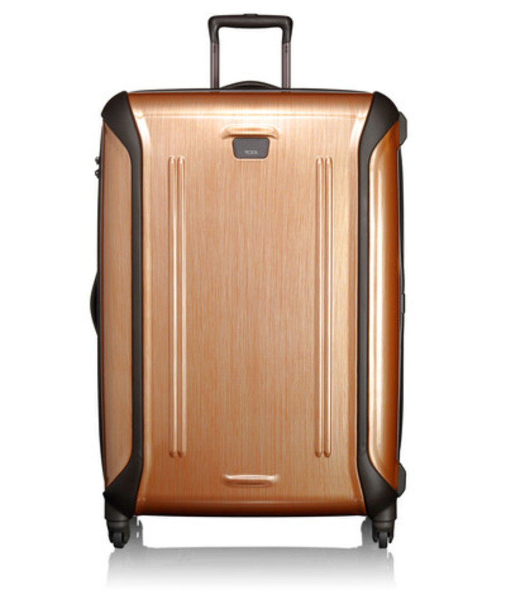 Tumi Vapor - Copper http://www.airlineintl.com/catalog/vapor-collection
