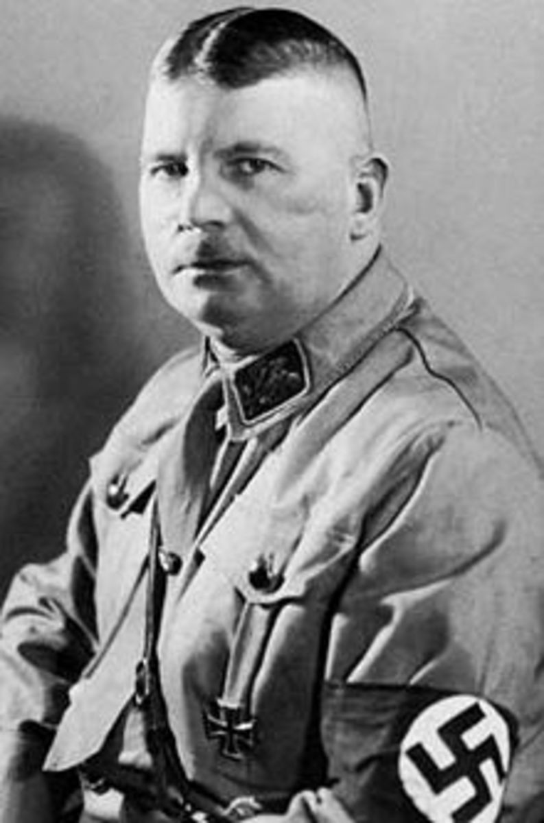 Ernst Rohm The Gay Nazi