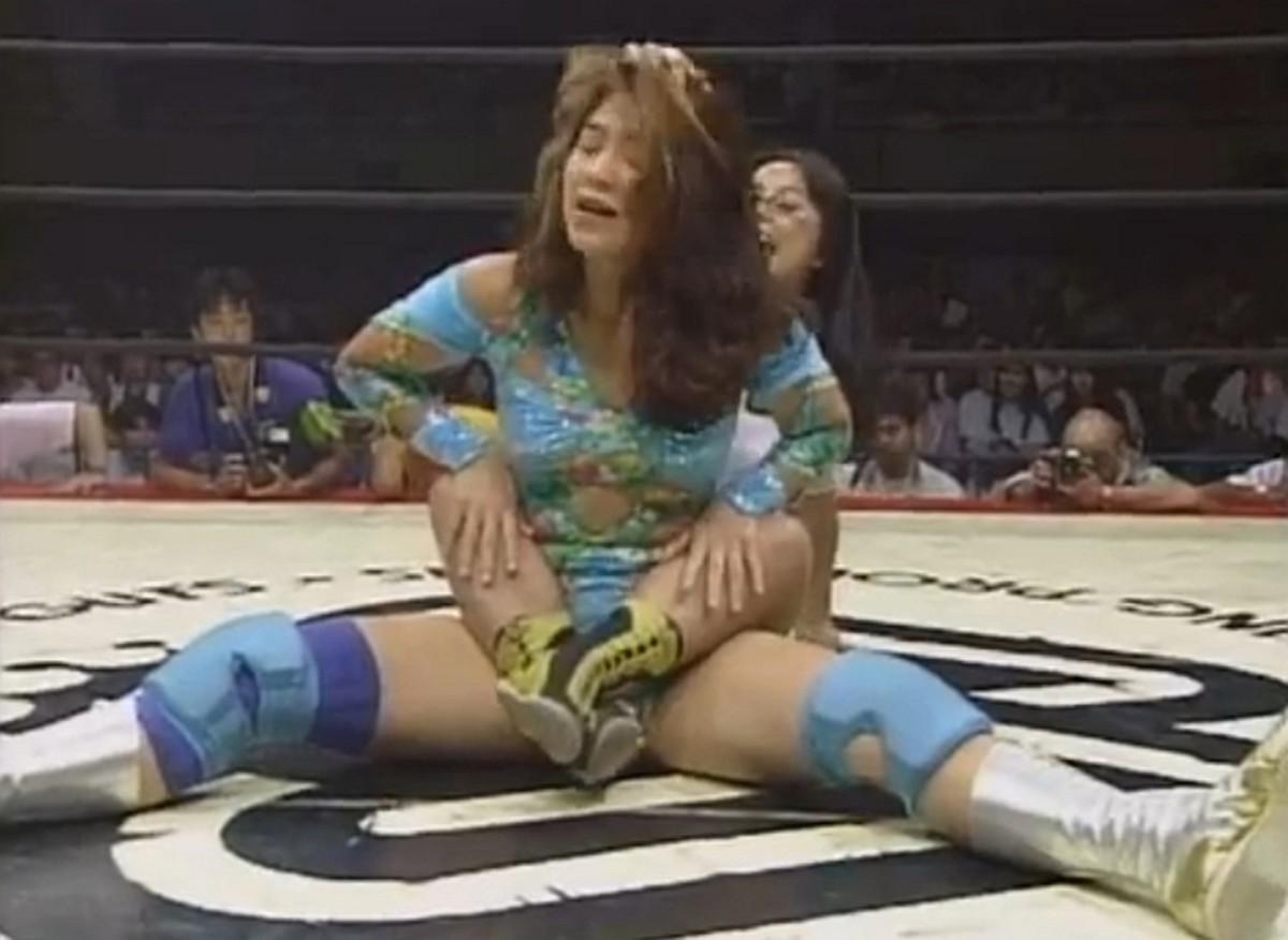 Takako Inoue vs Cuty Suzuki